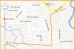 peta jalan bogor ciapus 310811 C