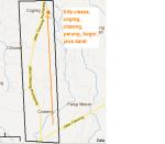 peta jalan ke ciseeng dari kota bogor cogreg