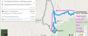 peta jalan curug nangka_mongolianCAMP_curug cigamea