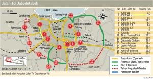 peta lingkar luar jakarta 2014full