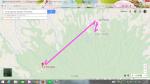 peta jalan highland resort_curug cigamea_curugNANGKA mei 2015