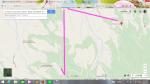 peta jalan highland resort_curug cigamea_curugNANGKA mei 2015viaCURUGluhurC