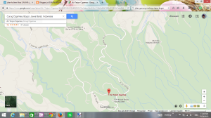 peta jalan highland resort_curug cigamea_curugNANGKA mei 2015viaCURUGluhurD