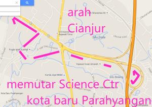 peta jalan kasar k goa pawon tol cipularang mei 2015b