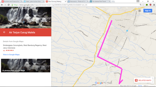 Kota Cianjur k CILAKU k Situs
