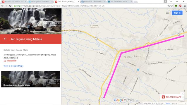Kota Cianjur k Situs Gn Pdg MAKRO