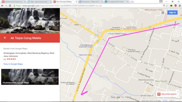 Kota Cianjur k Situs Gn Pdg